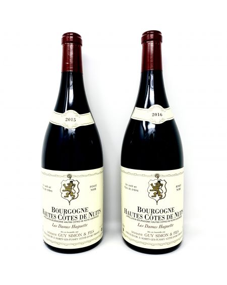 "Pack ""Grand Bourgogne"" 2 Magnums"
