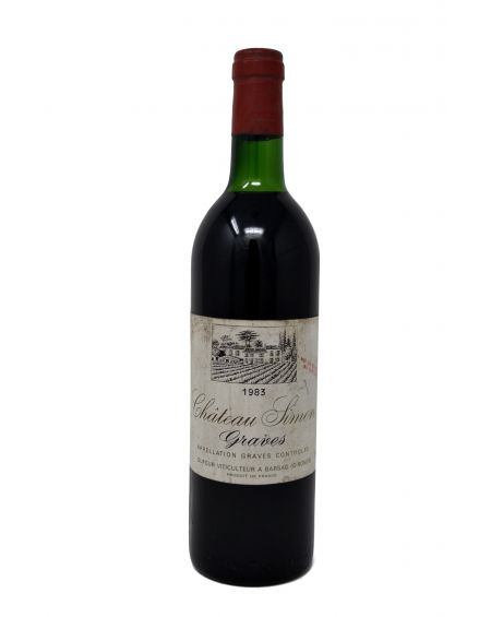CHATEAU SIMON GRAVES 1983